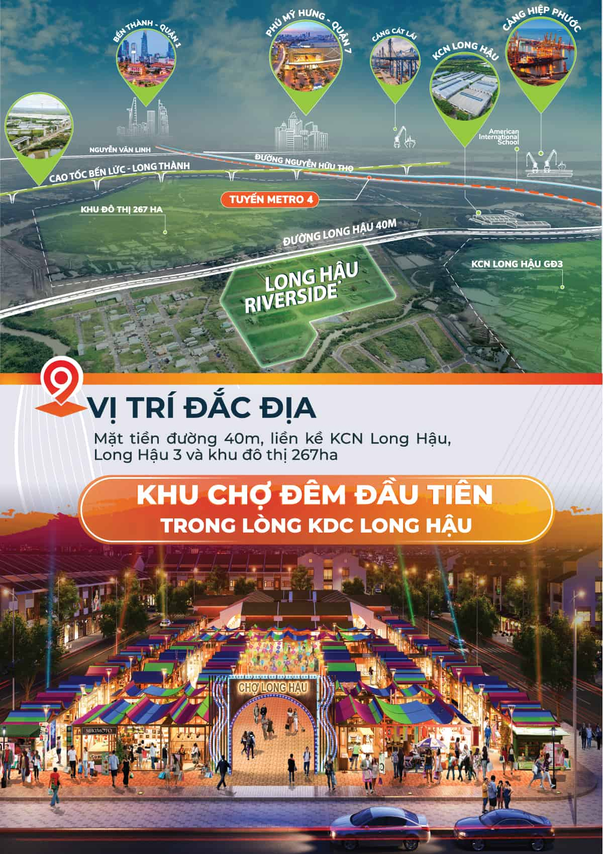 du an long hau riverside 5 - Dự án Long Hậu Riverside