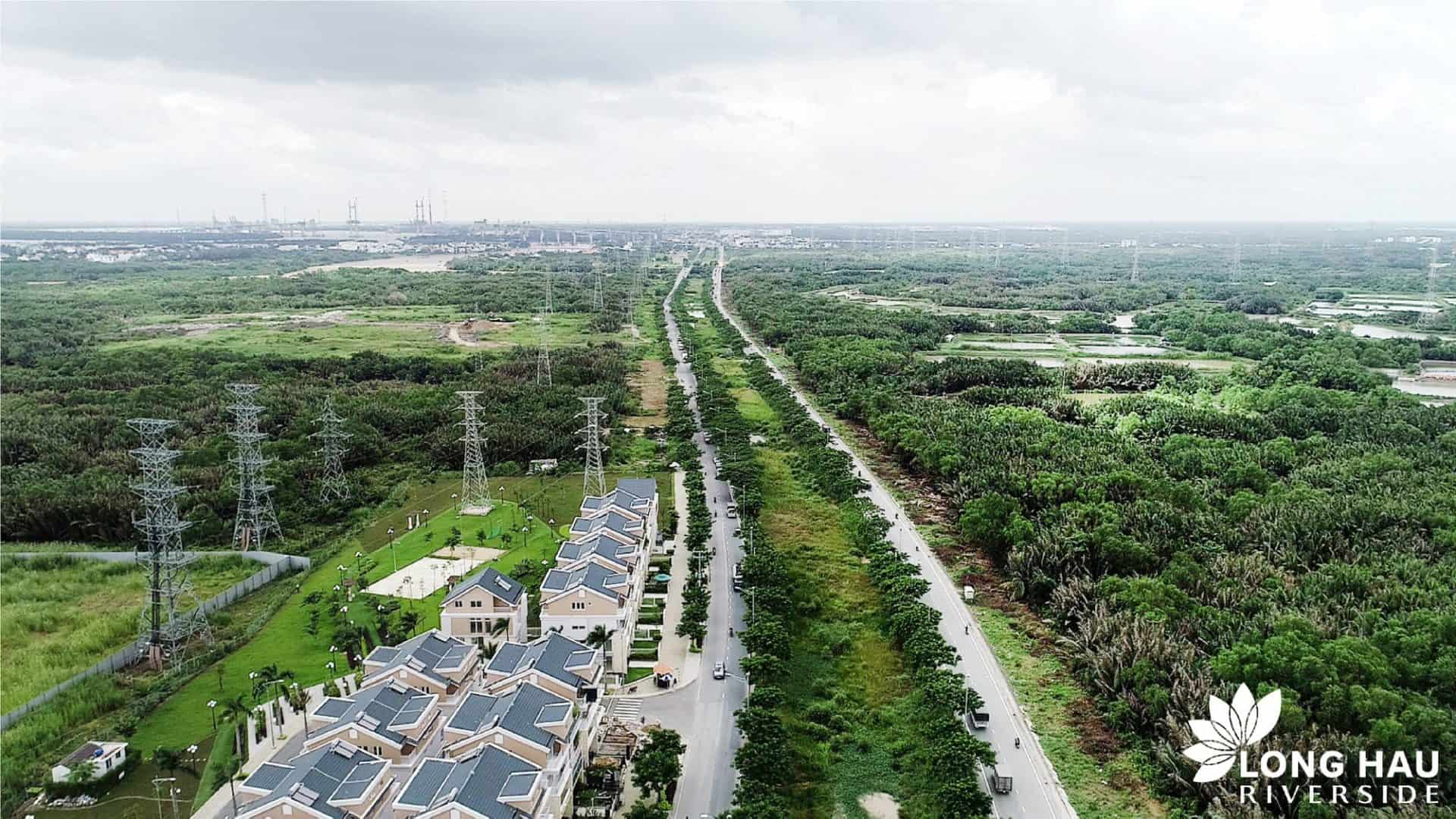 du an long hau riverside 7 - Dự án Long Hậu Riverside