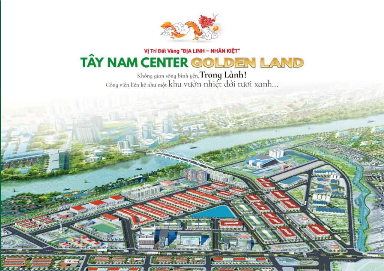 du an tay nam center golden land 1 - Dự án Tây Nam Center Golden Land